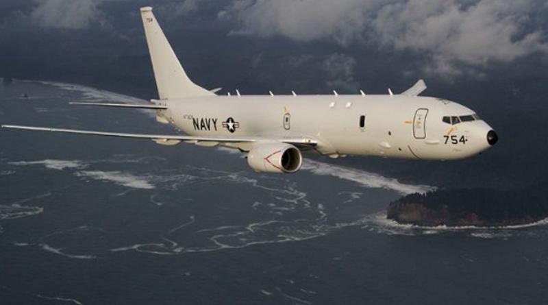 Indian Navy gets maritime reconnaissance capabilities as another P8i arrives | Sangbad Pratidin