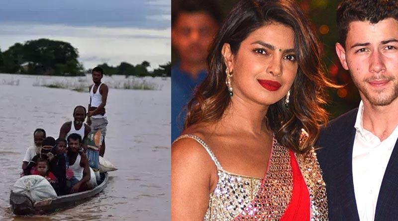 Priyanka Chopra and husband Nick Jonas send money to help flood devastated Assam
