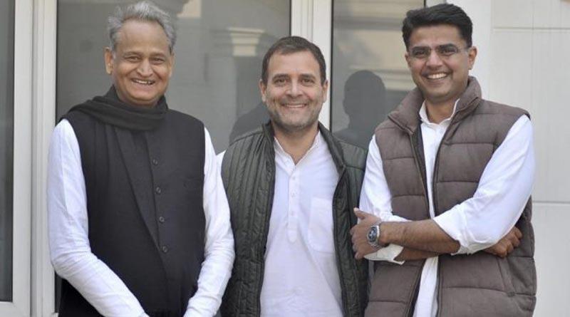 Sachin Pilot meets Rahul again, Priyanka joins deliberations | Sangbad Pratidin