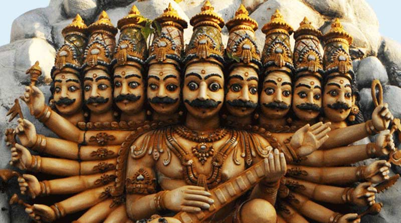 Sri Lanka is trying hard to get proof that Ravana was the first person who flied plane