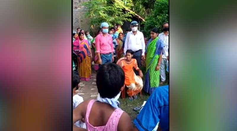 Kolkata's two doctor helped a patient to return back her home