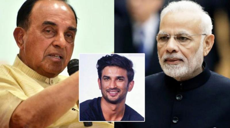 Modi acknowledges Subramanian's letter on CBI enquiry on Sushant case