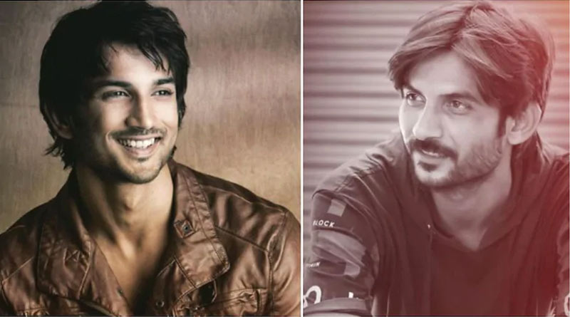 Actor Sushant Singh Rajput's lookalike Sachin Tiwari is all set to star in a film