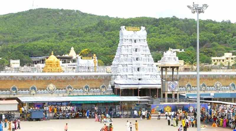 Andhra police report blames Tirupati temple reopening for Covid spread