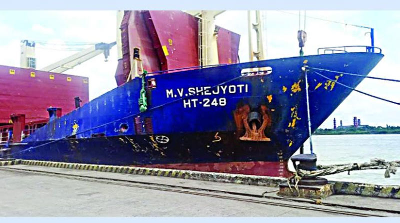 Trial run of container ship from Bengal to NE via Chittagong port flagged off