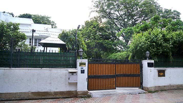 mukul roy's home