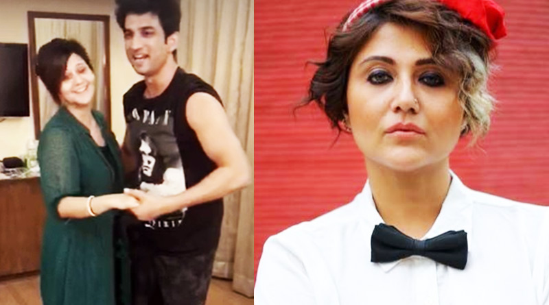 Swastika Mukherjee shares Sushant Singh Rajput's dance video