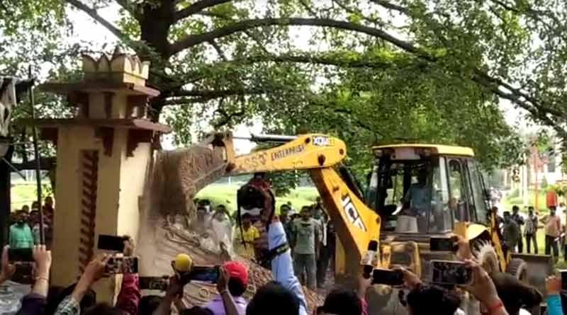 Audio clip of Vishva Bharati's VC goes viral