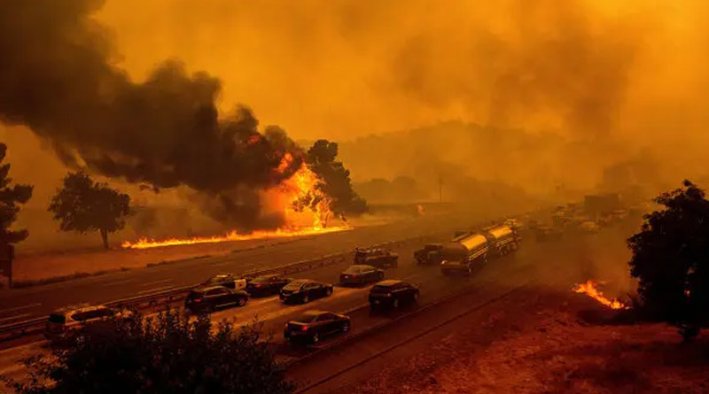 California Wildfire: Governor asks help from Australia