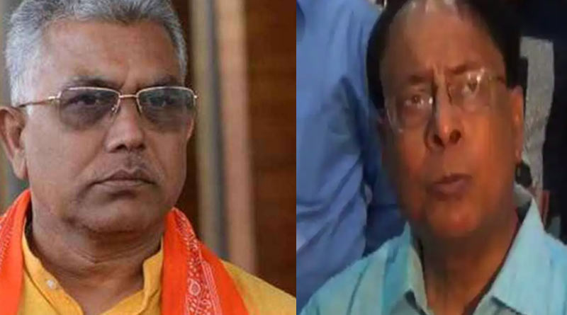 Dilip Ghosh explains why Biplab Mitra returns to TMC, leavingBJP