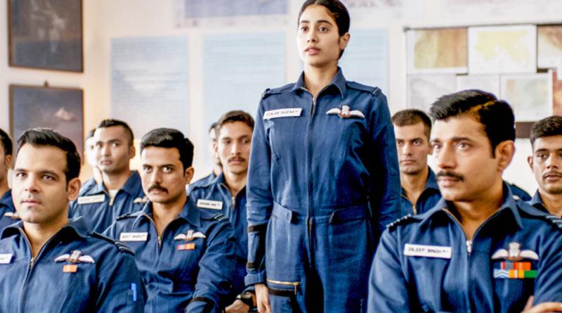 Delhi HC disposes plea seeking deletion of scenes in 'Gunjan Saxena' film
