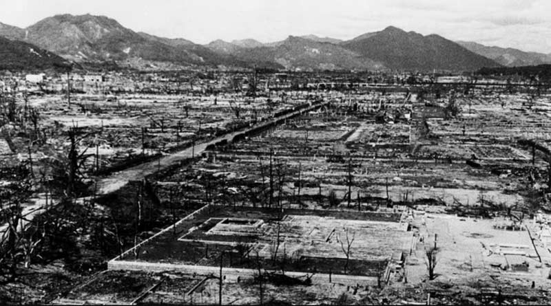 UN chief urges for nuclear weapon free world on Hiroshima Day