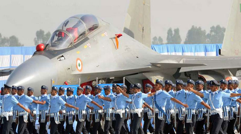IAF's 89th foundation day today; ceremony to commemorate victory in 1971 war | Sangbad Pratidin