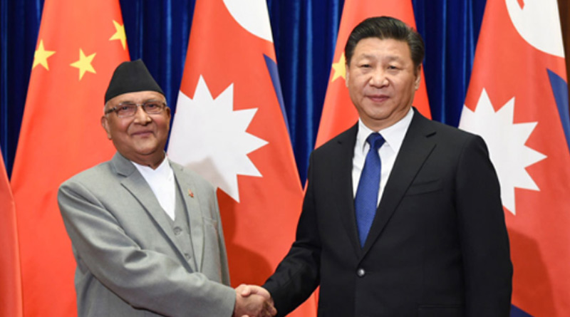Nepal Denies Report About China Occupying Land In 7 Border Districts