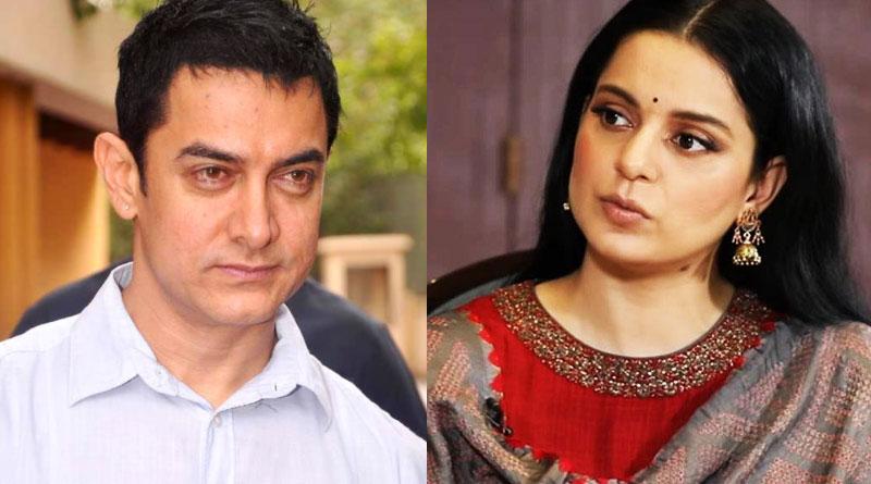 Kangana Ranaut slams Aamir Khan on his religious views