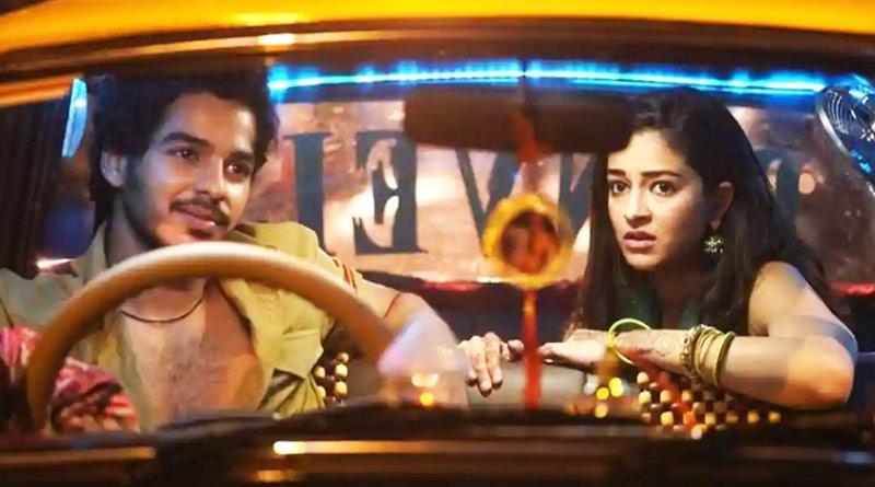 Ishan Kattar, Ananya Pandey starrer 'Khaali Peeli' teaser released
