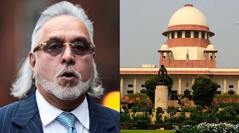 Supreme Court would hear on August 20 the petition filed by Vijay Mallya