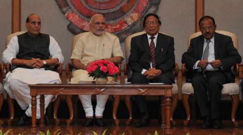 PM Modi Tasks Intelligence Bureau Chief With Resetting Naga Peace Talks
