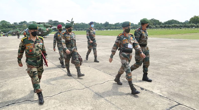 'Indian Army ready for long haul on LAC, Parliamentary panel told