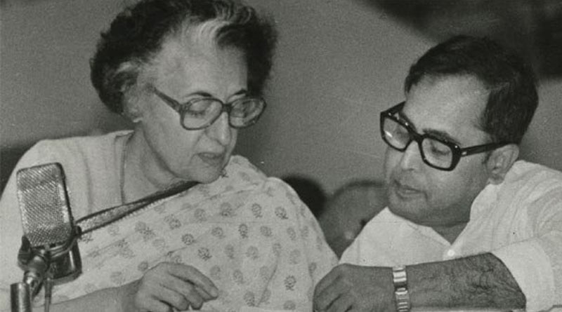 Pranab-Indira