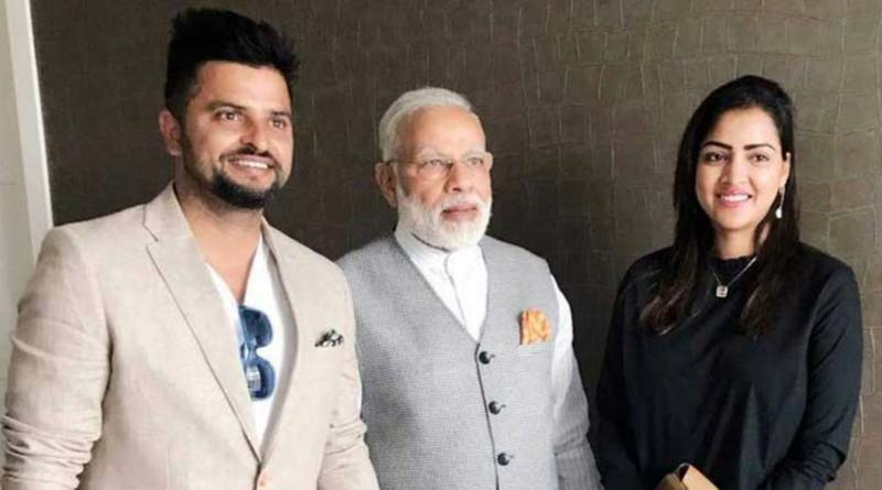 Way to young and energatic to retire, PM Modi Writes Suresh Raina