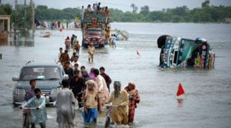 At Least 24 Dead As Heavy Rains Lash Pakistan