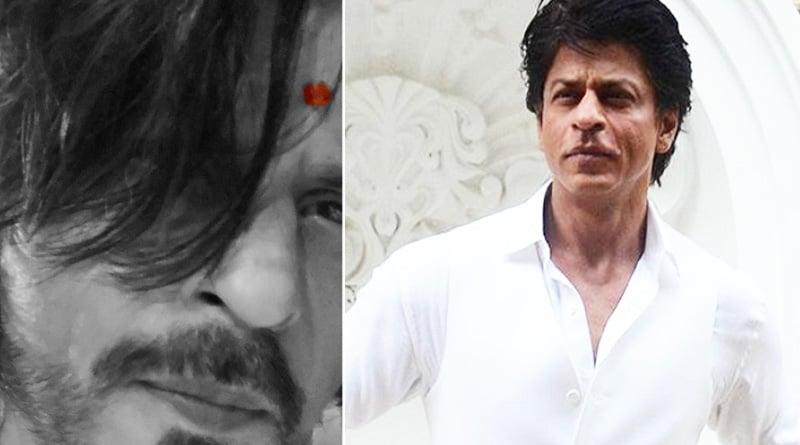 Shah Rukh Khan Trolled For Ganesh Visarjan selfie Post