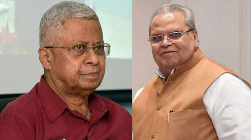 Satya Pal Malik Replaces Tathagata Roy as Meghalaya Governor
