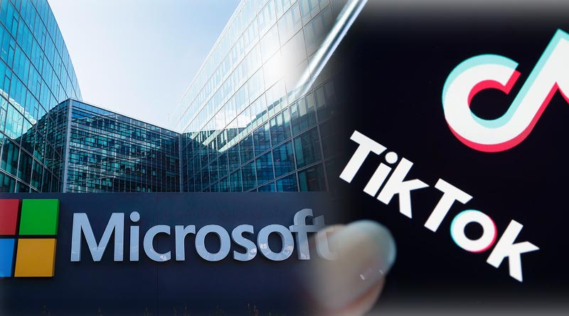 Microsoft confirms talks to buy TikTok in U.S. by Sept. 15