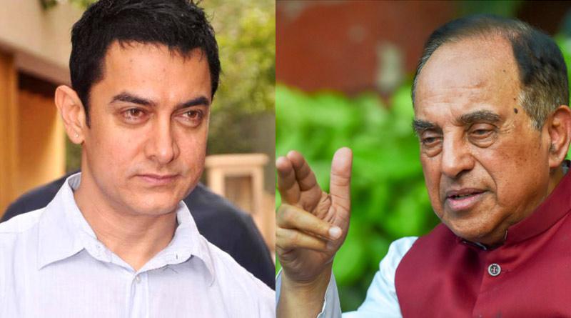 BJP leader Subramanian Swamy slams Aamir Khan on his Turkey tour
