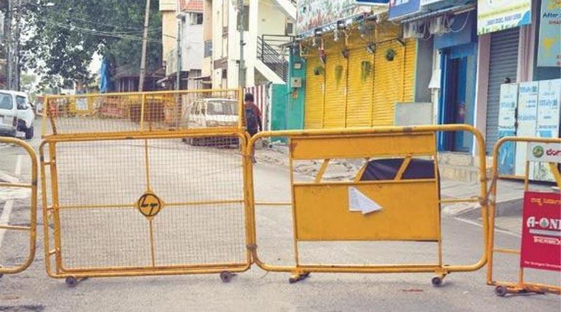 Avijit Chowdhury opposed making of barricade in containment zone
