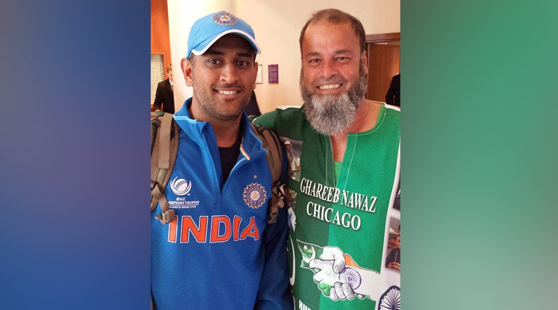 'MS Dhoni has retired, so have I' – Pakistan-born fan 'Chacha Chicago' vows to give up watching India-Pakistan matches