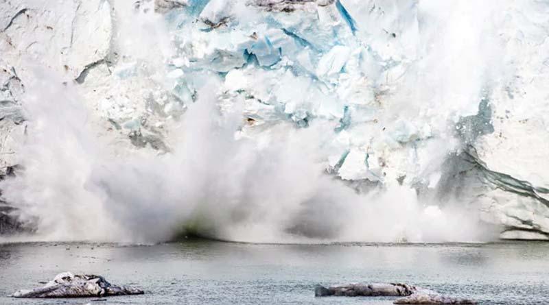 Greenland Ice Sheet Sheds Half-A-Trillion Tonnes: Study