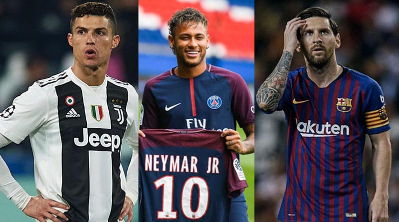 Cristiano Ronaldo, Lionel Messi Could Join Neymar at PSG