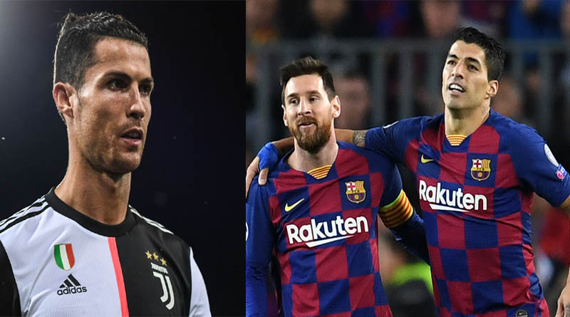 Another Barcelona star looks set to follow Messi's lead by staying when a transfer looked certain