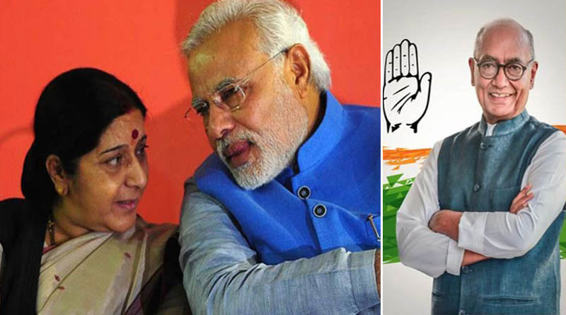 Had BJP Chosen Sushma In 2014, Country Would Have Been Better Off: Digvijaya Singh