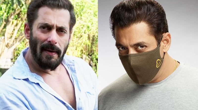 Salman Khan got trolled once again after launching new mask