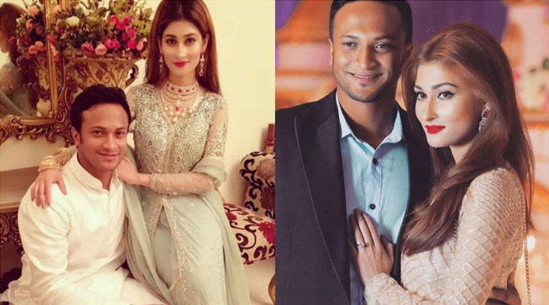 Shakib Al Hasan gifted a brand-new Mercedes-Benz for wife Ummey
