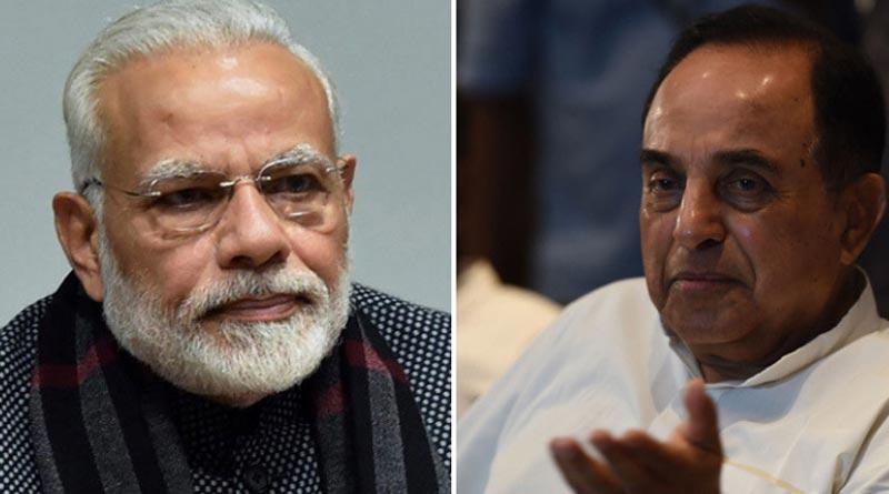 Subramanian Swamy questions BJP's silence on attacks on Hindus | Sangbad Pratidin