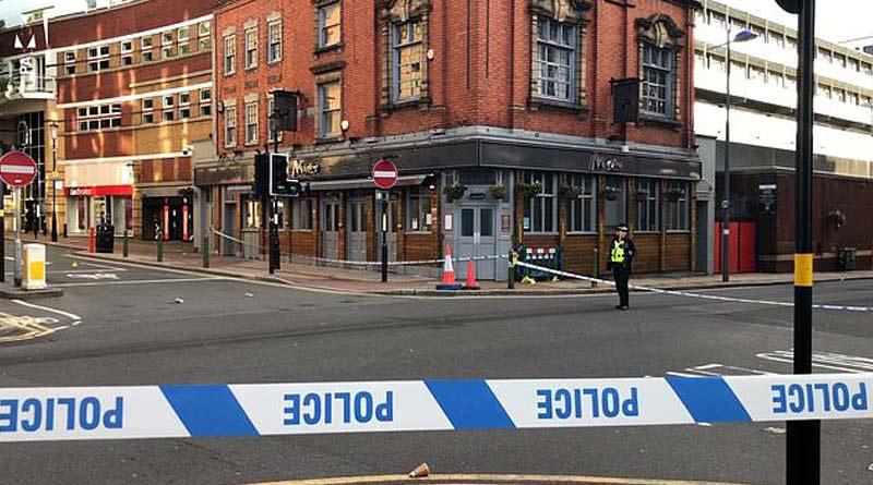 Many people stabbings in UK's Birmingham;