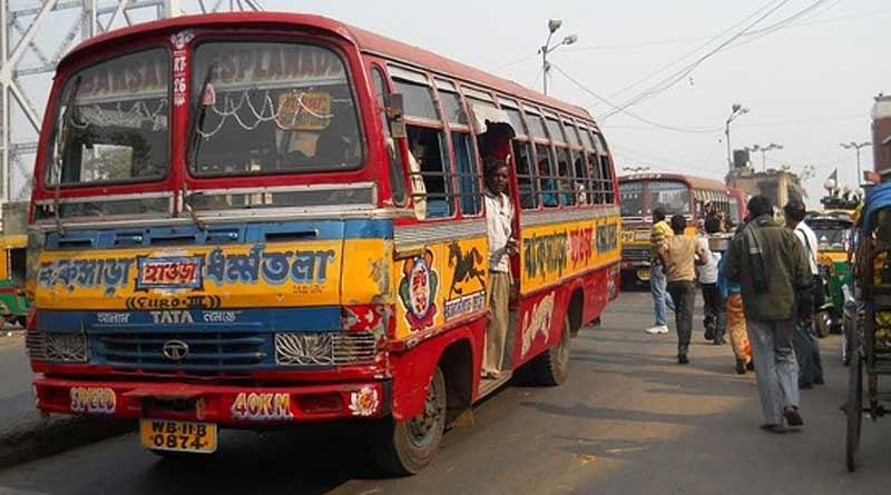 West Bengal bus owners demand fare hike | Sangbad Pratidin