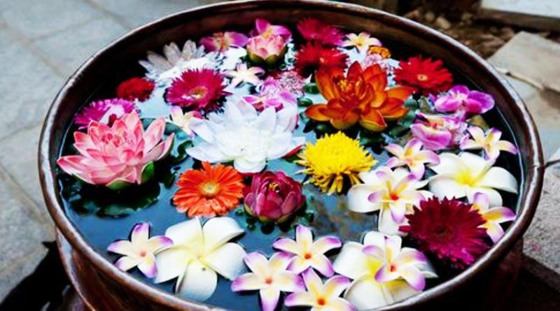 Flower-tub