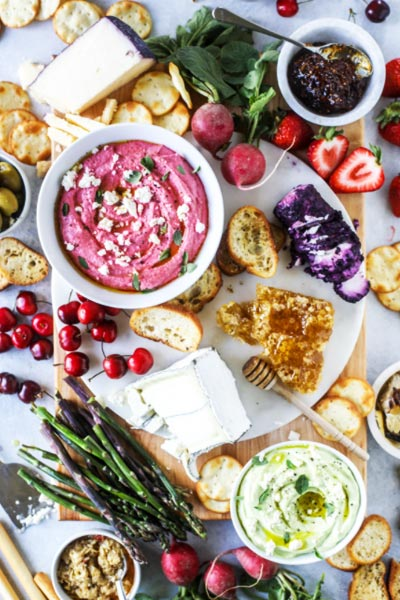 Food-platter