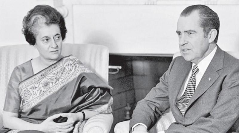 Former US President Richard Nixon abused Indira Gandhi, Indians