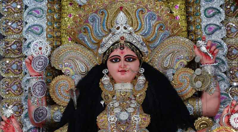 Pandals will be closed for people in Jagadhatri Puja due to corona pandemic | Sangbad Pratidin