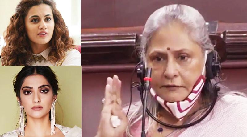 Bollywood backs Jaya Bacchan's comment, Kangnana Ranaut cornered | SangbadPratidin