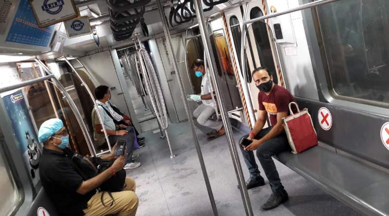 No E-pass will be required on Saturday rom December 19, announces Kolkata Metro railway  Sangbad Pratidin