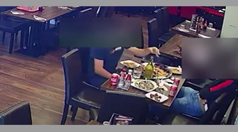 Man allegedly puts hair in his food to avoid paying restro's bill in UK