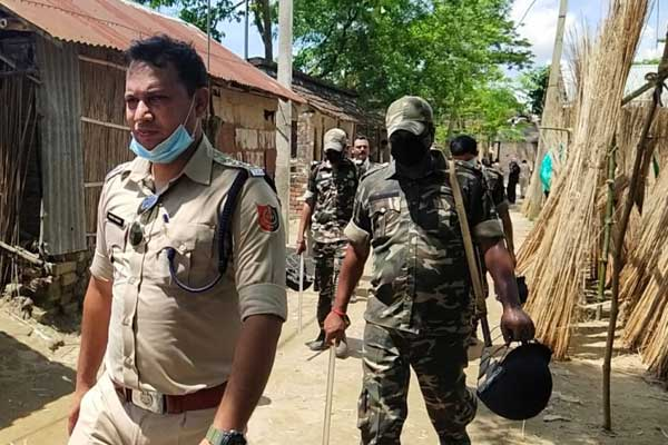 Shantipur-Police