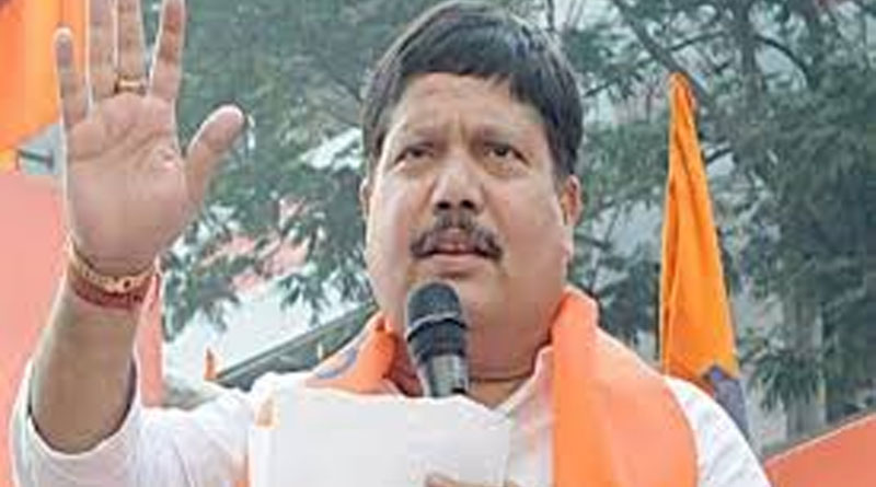 BJP MP Arjun Singh falsely claims Kali temple idol was burned by 'religious group' in Bengal